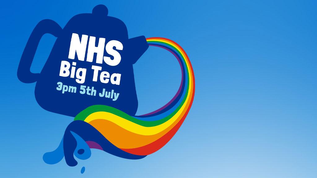 Take part in the NHS Big Tea
