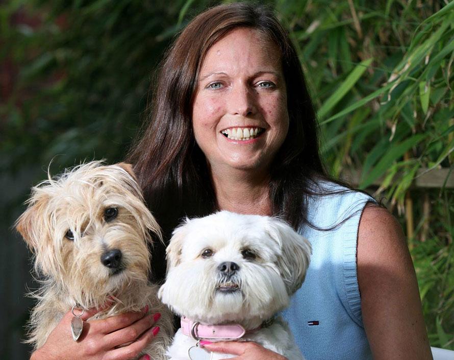 Leaving a lasting legacy: Nicola's story